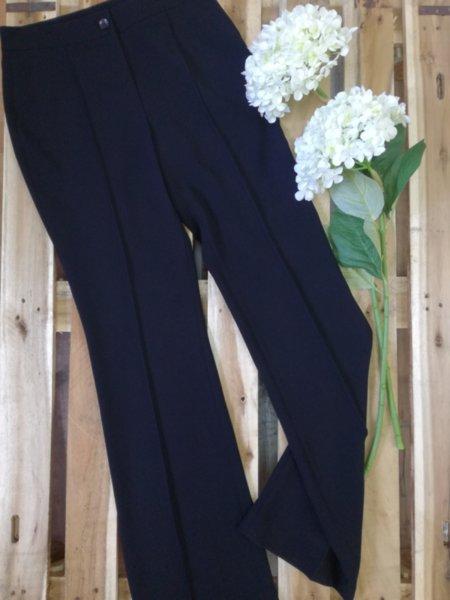 Дамски панталон в черно